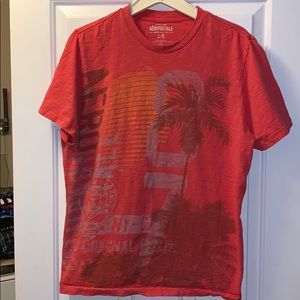 Red Aeropostale T-Shirt
